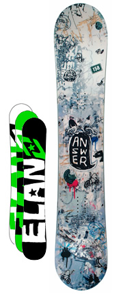 Answer Snowboard