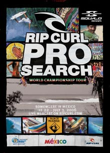 Somewhere in Chile – Rip Curl Search Pro