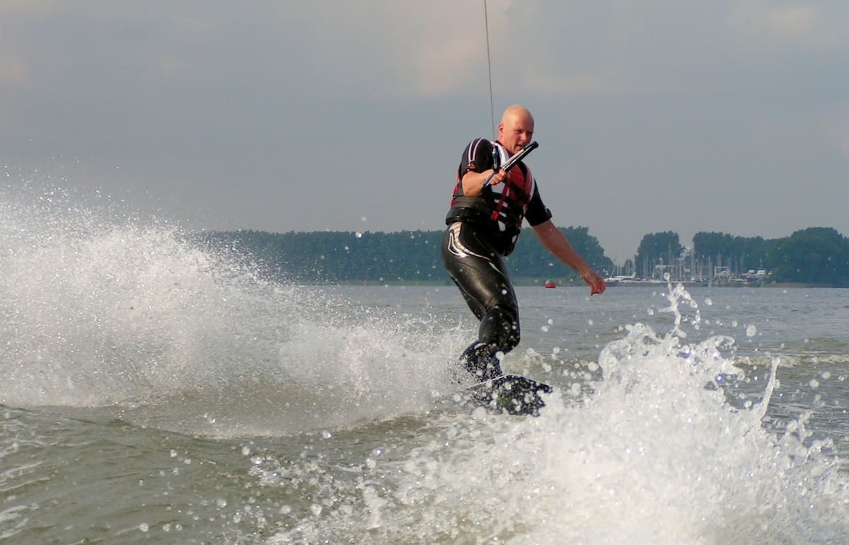 how to jump on a wakeboard for beginners