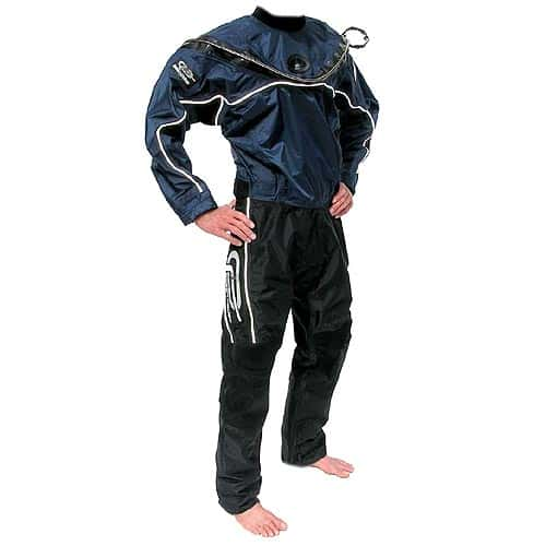 Pyro Surf – first surfing dry suit