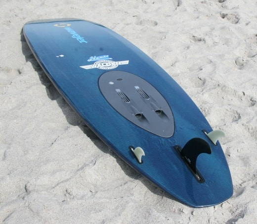 Wavejet surfboard