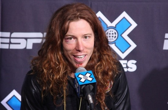 Shaun White at 2012 X Games