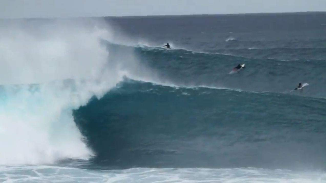 Volcom Pipe Lay Day