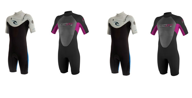 shorty-wetsuits