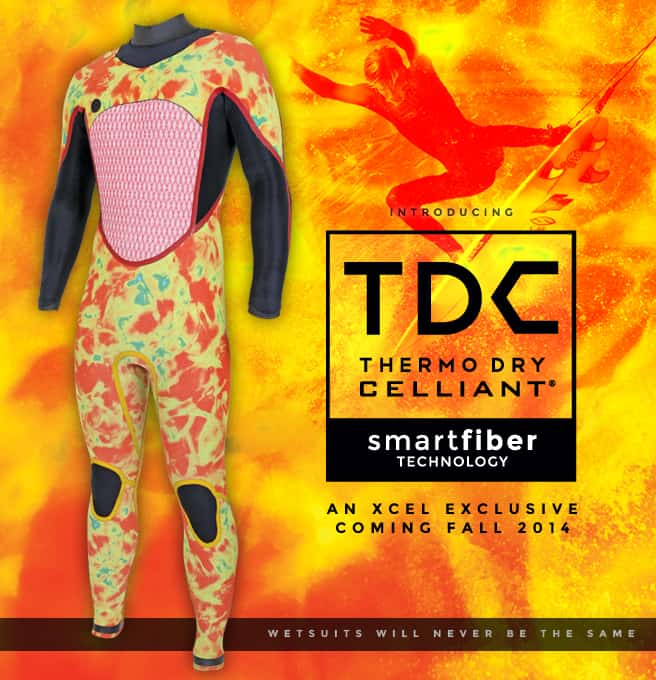 Recycled Body Heat? Xcel TDC Thermo Dry Celliant