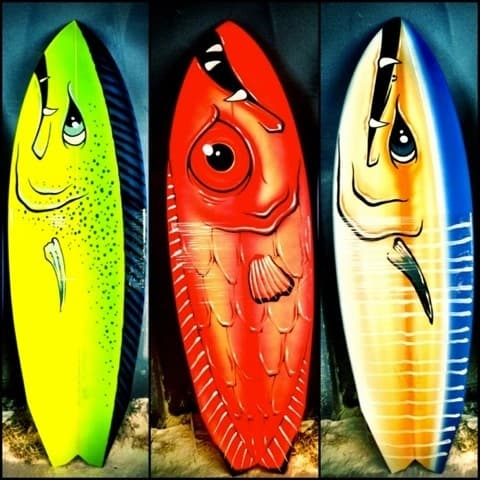 sc 1 st  360guide.info & 77 Surfboard Designs and Art Ideas - 360Guide