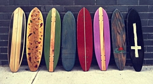 wooden-surfboard-quiver