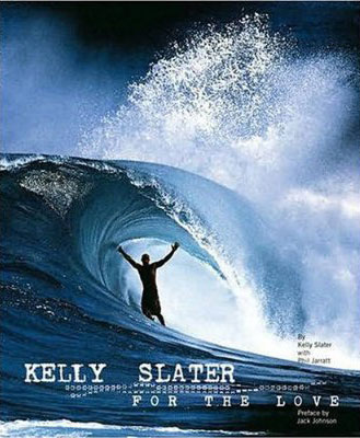 Kelly Slater's second biography book.