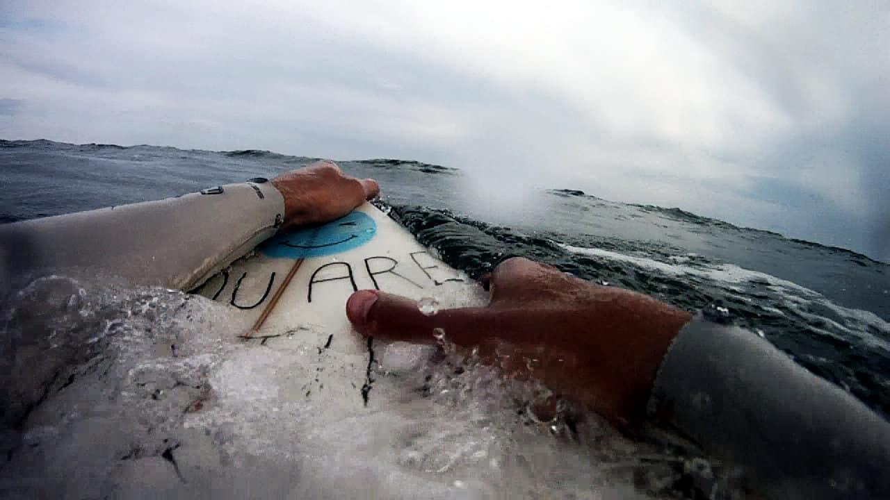Hairy in other shorebreak sleeping story surfing