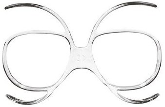 prescription glasses insert for goggles