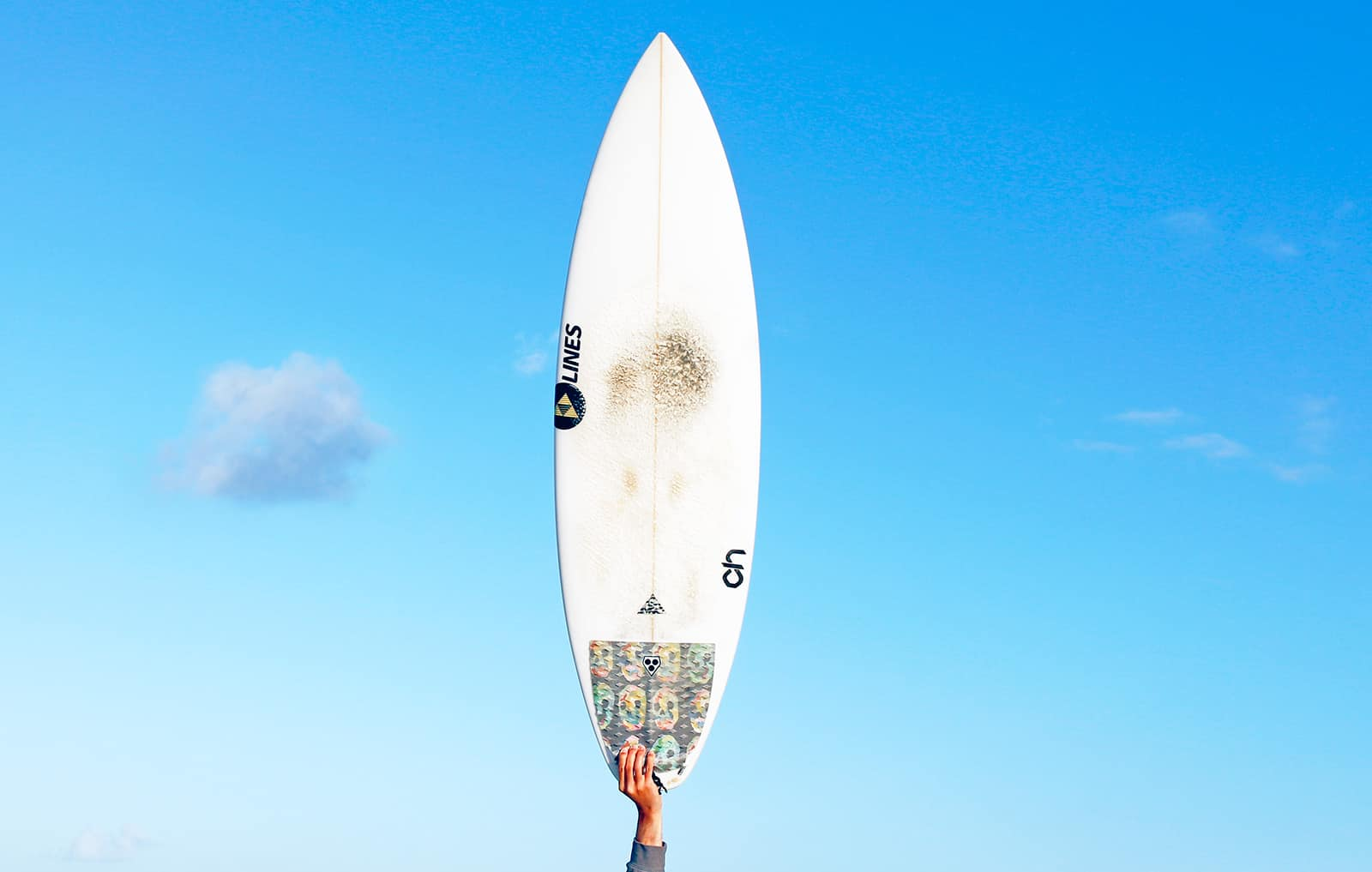 I always wanted a photo like this one. Not the easiest thing to shoot in windy Fuerte:). That's me holding my Lines surfboards Destructor 5'10