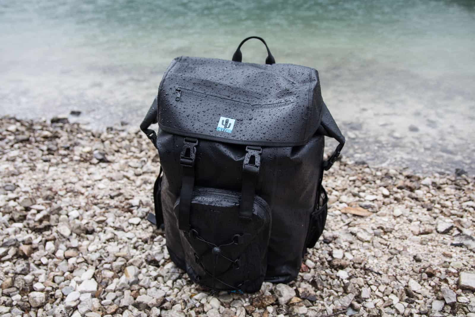 DryTide Waterproof Backpack - 360Guide