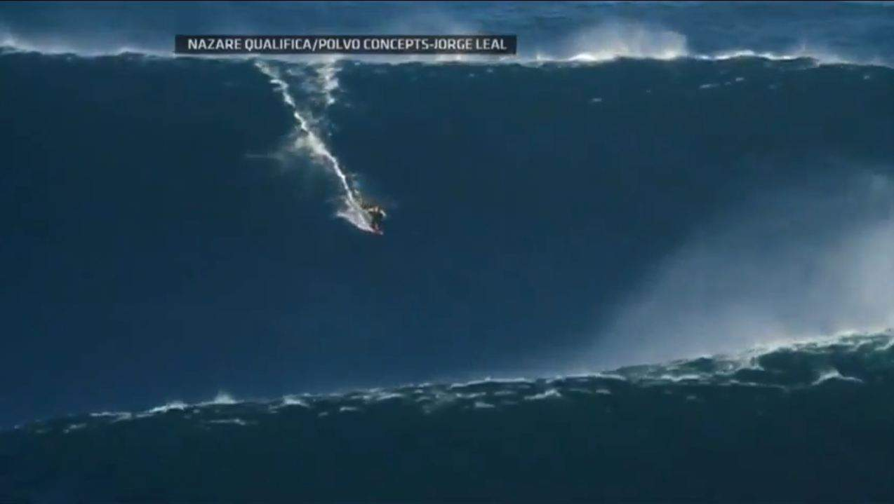 Garrett Mcnamara And The Biggest Wave Ever Ridden Nazare