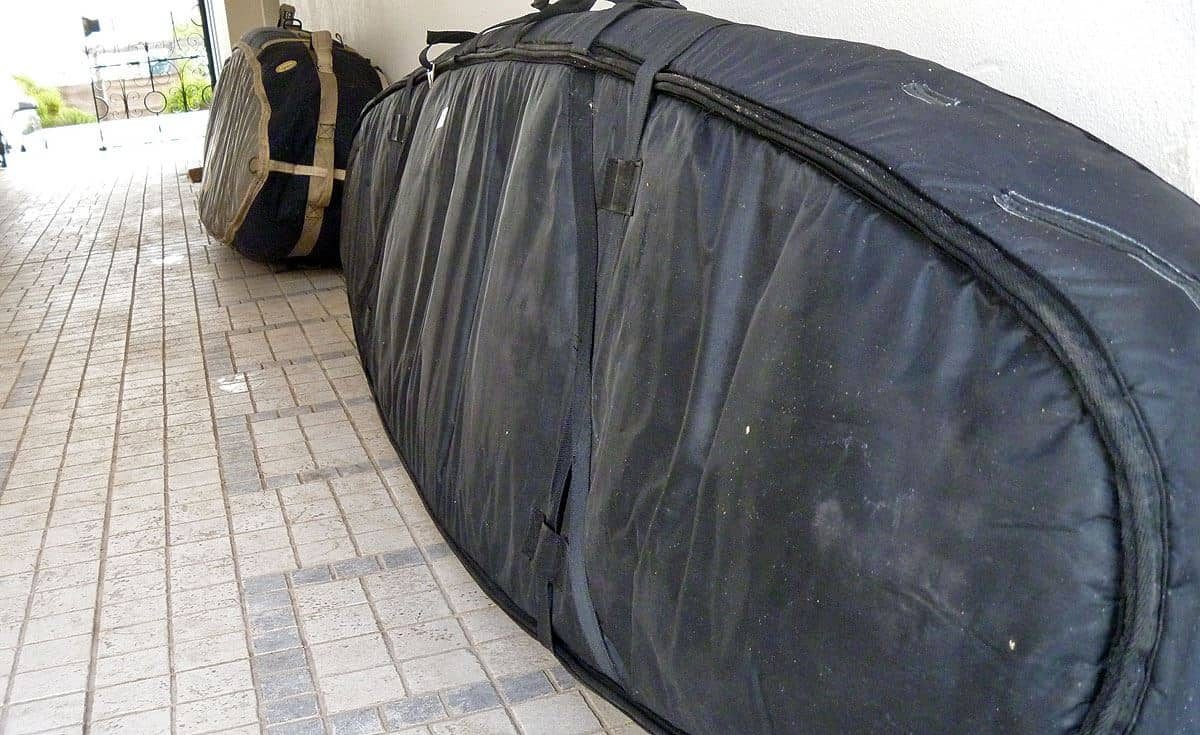 Ultimate Surfboard Bag Guide And Packing Instructions