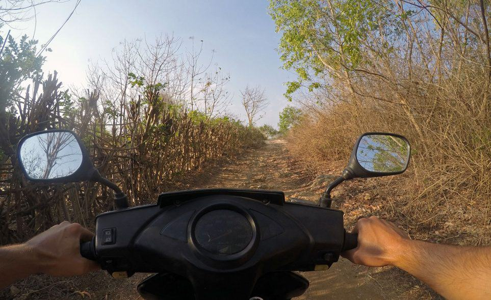 Surf Guide: How to Ride Your Motorcycle From Bali to